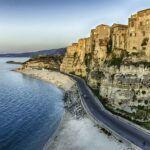 Scorcio di Tropea - Tour della Calabria