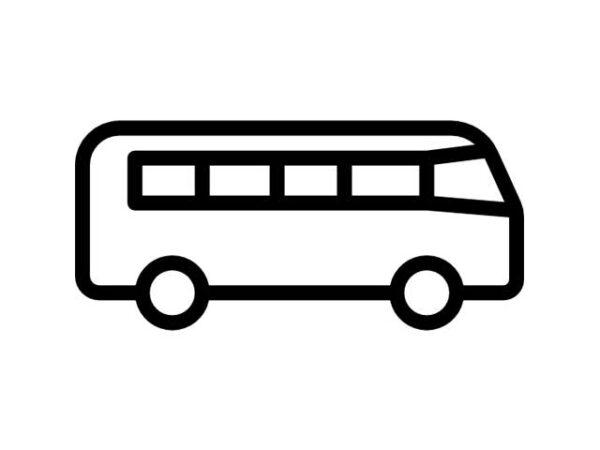 I bus della flotta mezzi Andirivieni