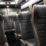 Ford Transit - Interno