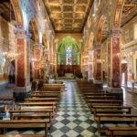 Interno Cattedrale Santa Maria Achiropita - centro storico Rossano