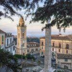 Piazza Steri - Centro storico Rossano