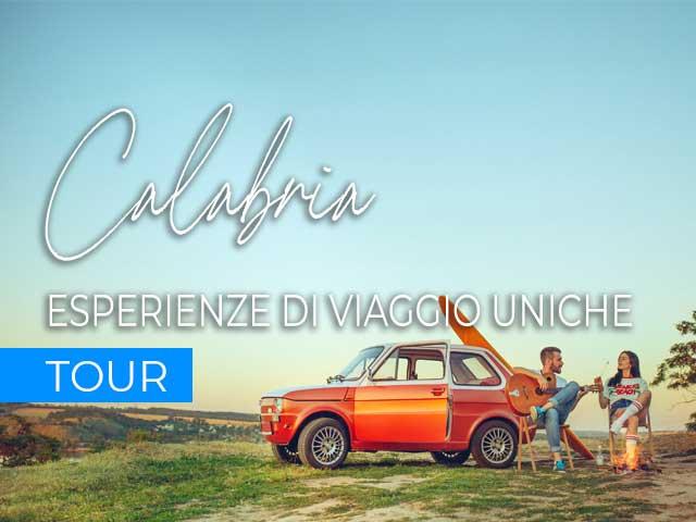 Tour in Calabria, esperienze di viaggio uniche